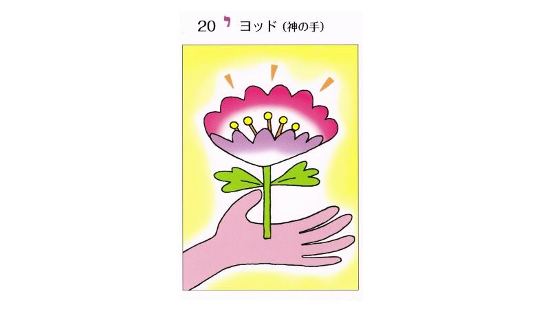 ヨッド 神の手