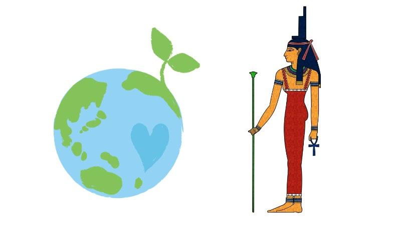 レバナが教えてくれた地球を癒やす方法